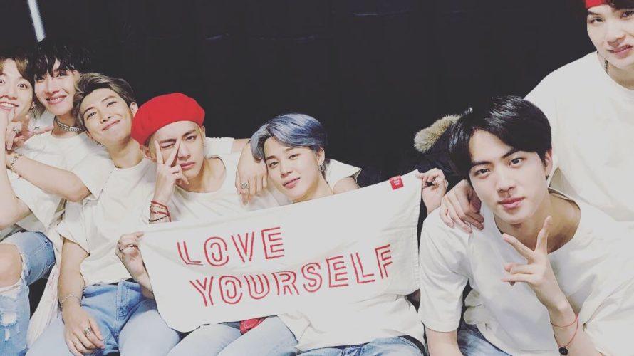 BTS : Love Yourself イルコンドームツアーレポ②