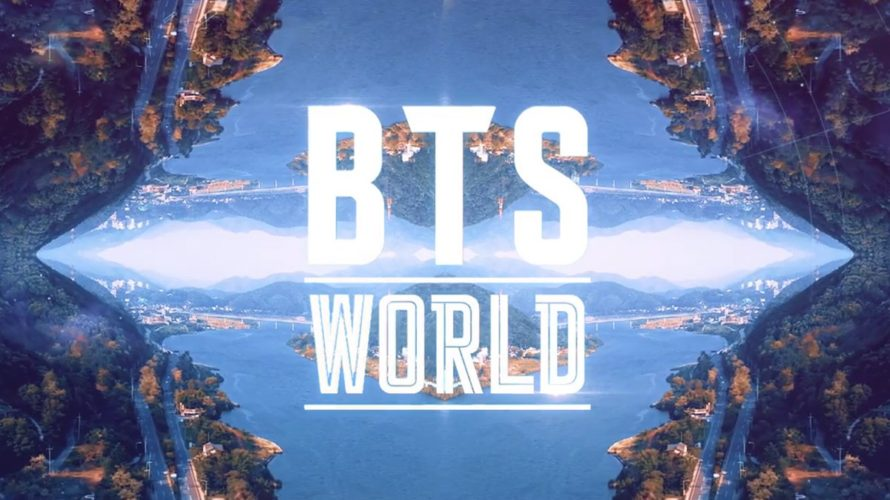 BTS WORLD攻略法