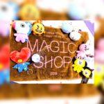 BTSペンミ2019「MAGIC SHOP」座席・セトリ・ライブレポ