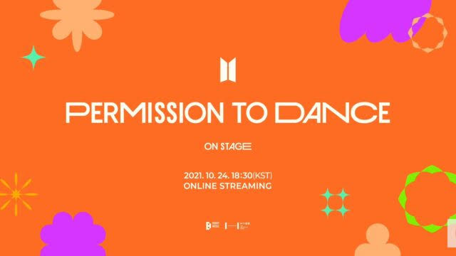 BTSオンラインコンサート2021Permission To Dance on stageチケット購入方法・視聴方法・グッズ